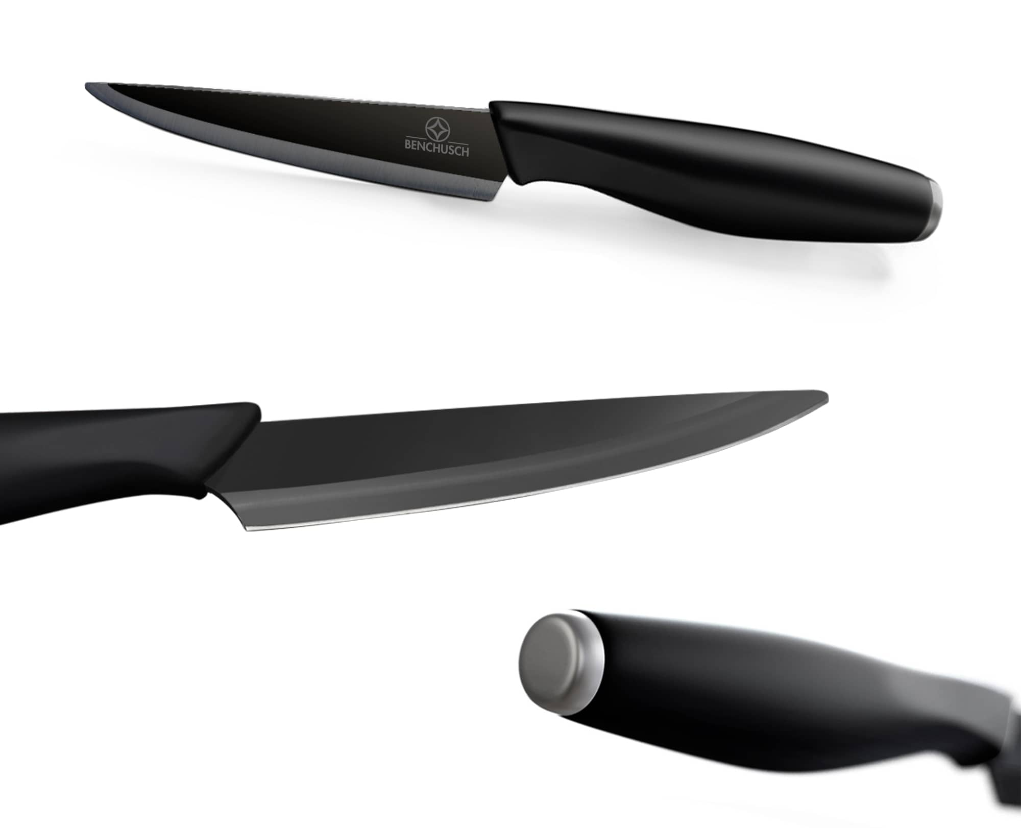 Clearly view of Benchusch Zirconia Series Ceramic Paring Knife